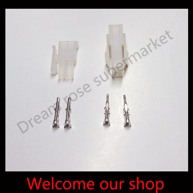 100sets 2 Pin way 4 2mm 5557 5559 wiring harness pins terminal electrical connector wiring connector_640x640 aliexpress com buy 100sets 2 pin way 4 2mm 5557 5559 wiring where to buy wiring harness pins at alyssarenee.co