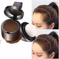 Girls Magical Hair Shadow Powders Baby Hairline Modified Repair Trimming Makeup Powders Unisex Hair Line Concealer Natural Cover