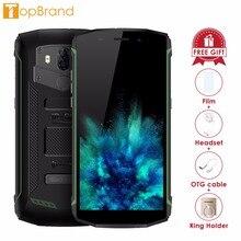 Blackview BV5800 Pro смартфон 5,5 «Экран 2 ГБ Оперативная память 16 ГБ Встроенная память Android 8,1 MTK6739 4 ядра 1,5 ГГц Беспроводной зарядки NFC 4 г OTG
