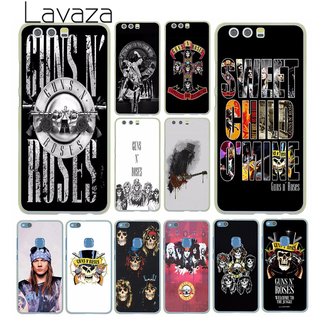 coque iphone 8 guns n roses