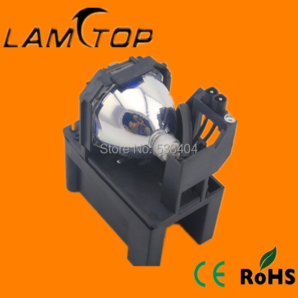 China manufacture LAMTOP Hot selling   compatible lamp with housing/cage  for  PT-BX100NT