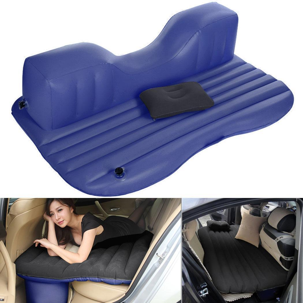 Mattress Car Self-drive Outdoor Travel Air Ancheer Rest Inflatable Bed with Pump durable thicken pvc car travel inflatable bed automotive air mattress camping mat with air pump