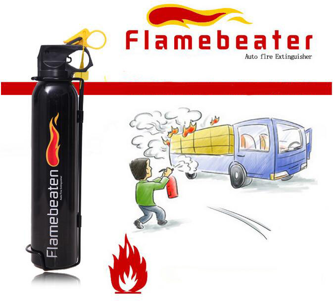 Car Safety Mini FireFighter Fire Extinguishers Car Protector Alumin ...