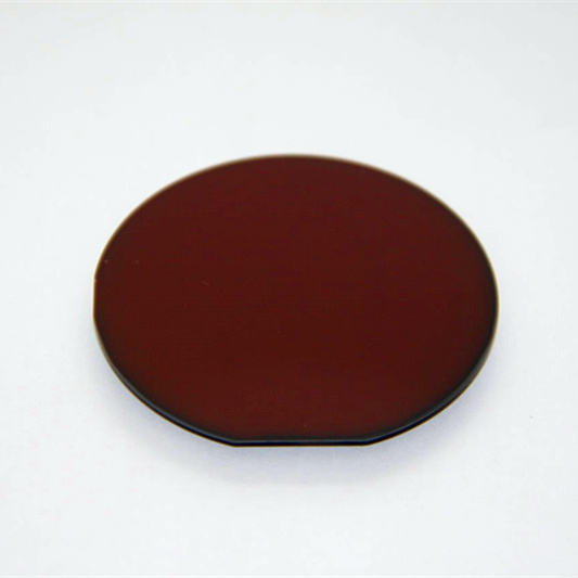 4 inch SIO2 silicon dioxide wafer/Resistivity 0.02-0.04 ohms * cm/Model =  Double oxygen/Silicon wafer thickness 500um
