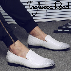 Image 3 - 2020 Men Shoes luxury Brand Moccasin Leather Casual Driving Oxfords Shoes Men Loafers Moccasins Italian Shoes for Men size 38 48