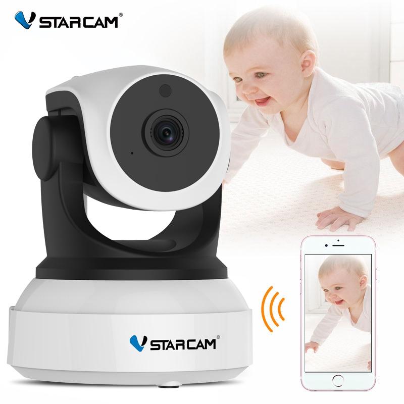 Vstarcam C7824WIP радионяня Wi-Fi 2 аудиоданных smart камера с детектором движения IP камеры безопасности беспроводной