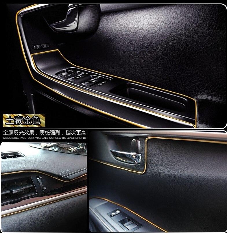 5m hot car interior decorate accessories for opel corsa bmw e39 e90 vw passat b6 golf 5 audi q5. Black Bedroom Furniture Sets. Home Design Ideas