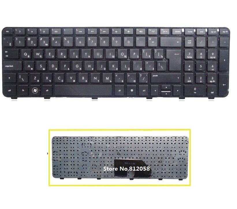 Brand New Russian Keyboard for HP Pavilion DV6 DV6T DV6-6000 6101TX 6151TX DV6-6200 DV6-6100 laptop RU