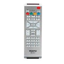 Uniwersalny pilot dostosowany do philipsa telewizor LCD RM D631 RC8201/01 RC19335005/01 huayu