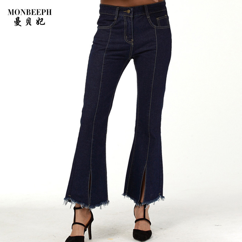 Popular Flare Cut Jeans-Buy Cheap Flare Cut Jeans lots from China ...