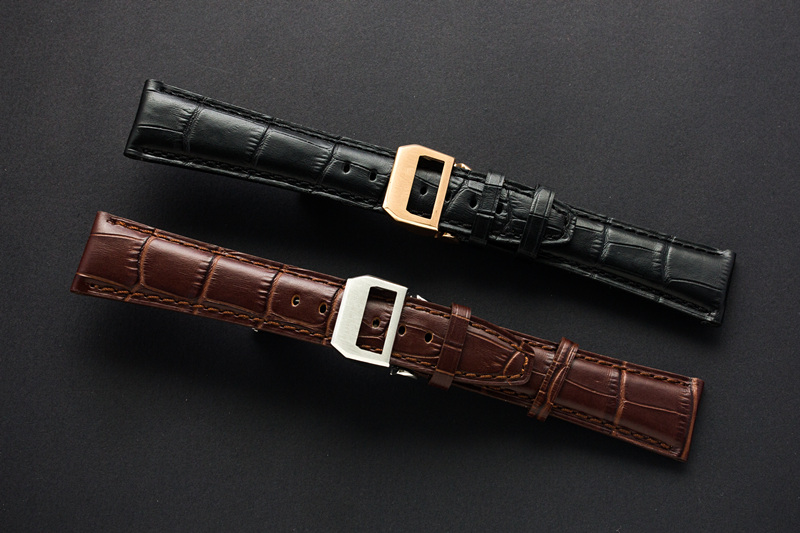 High quality Watch Band Watch Strap Genuine Leather for IWC PORTUGIESER CHRONOGRAPH iwc 20mm/22mm+ FREE TOOLS