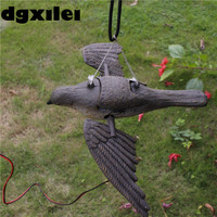 Bán buôn Decoy Bird Cơ Giới 3 V Mô Phỏng Săn Bắn Khuyến Mãi Từ Dgxilei