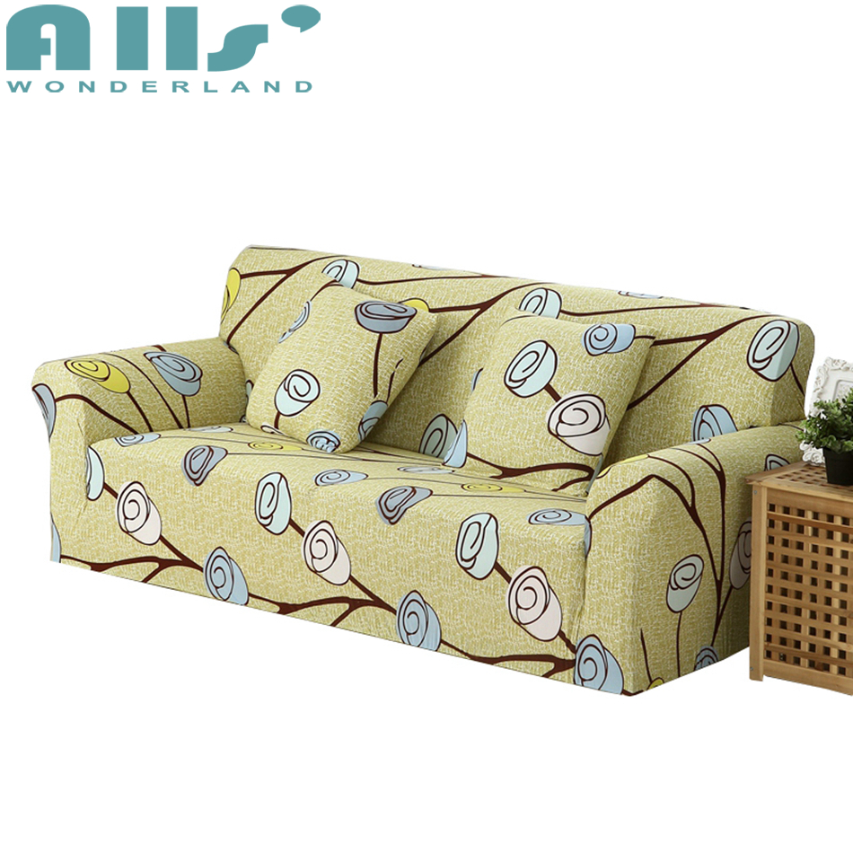 US $35.0 |Yellow Sofa Covers For Living Room Slipcover Polyester European  Style Modern Decoration Cheap Furniture Protector Couch Cover-in Sofa Cover  ...