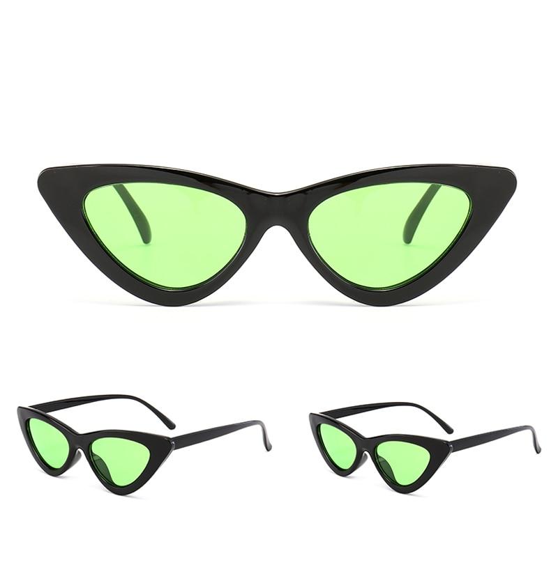 cute sexy retro cat eye sunglasses women small 0310 details (7)