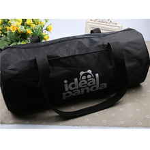 High Quality Cylindrical Sports Bag For Gym Mulifunctional Duffel Shoulder Fitness Bags Gym Bags Bolsa De Deporte AC04