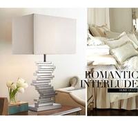 Современная краткое лампа гостиная огни спальня настольная лампа hotel настольная лампа 30067