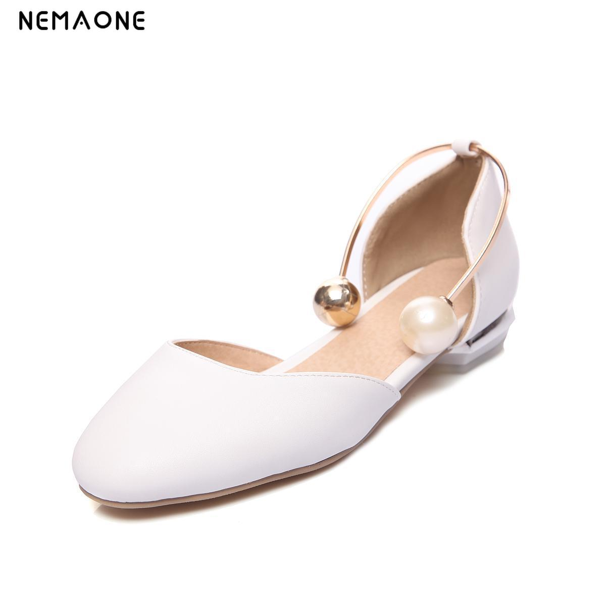 NEMAONE 2017 New fashion women shoes summer shoes woman ...