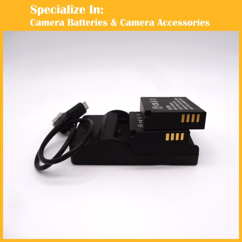 DMW-BLH7E 2xbattery+charger-4