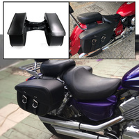 Large Capacity R1200GS for KTM Motorcycle Saddlebags PU Leather Saddle bags For Indian Scout For Harley Sportster Motorbike