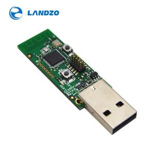 Image 3 - وحدة محلل حزمة لوحة عارية الشم لاسلكية زيجبي CC2531 وحدة USB واجهة دونغل التقاط وحدة زيجبي