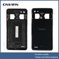 Совершенно Новая Замена Для Philips Xenium W6610 W6618 Батареи Крышка Корпуса с сим задняя крышка