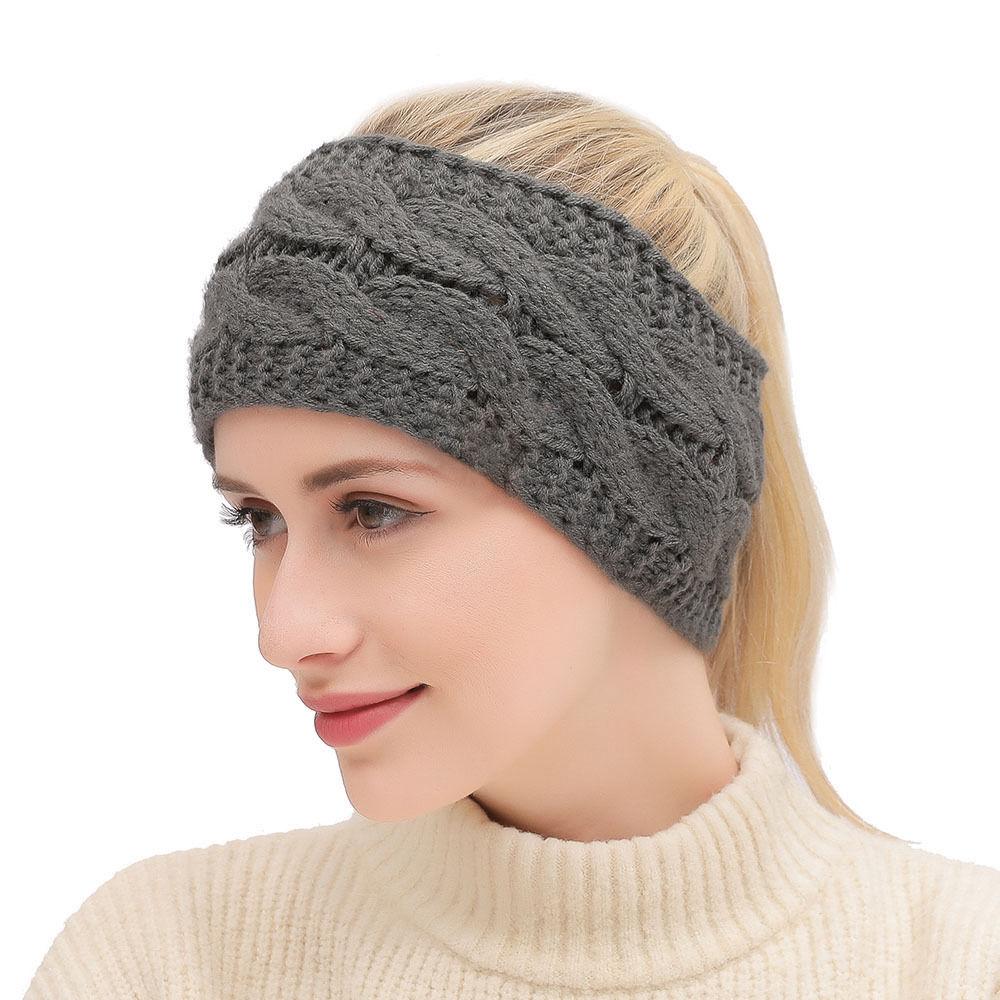 Crochet Head Wrap Knit Headband f3d7e58f04e
