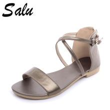Salu shoes woman 2019 Genuine l