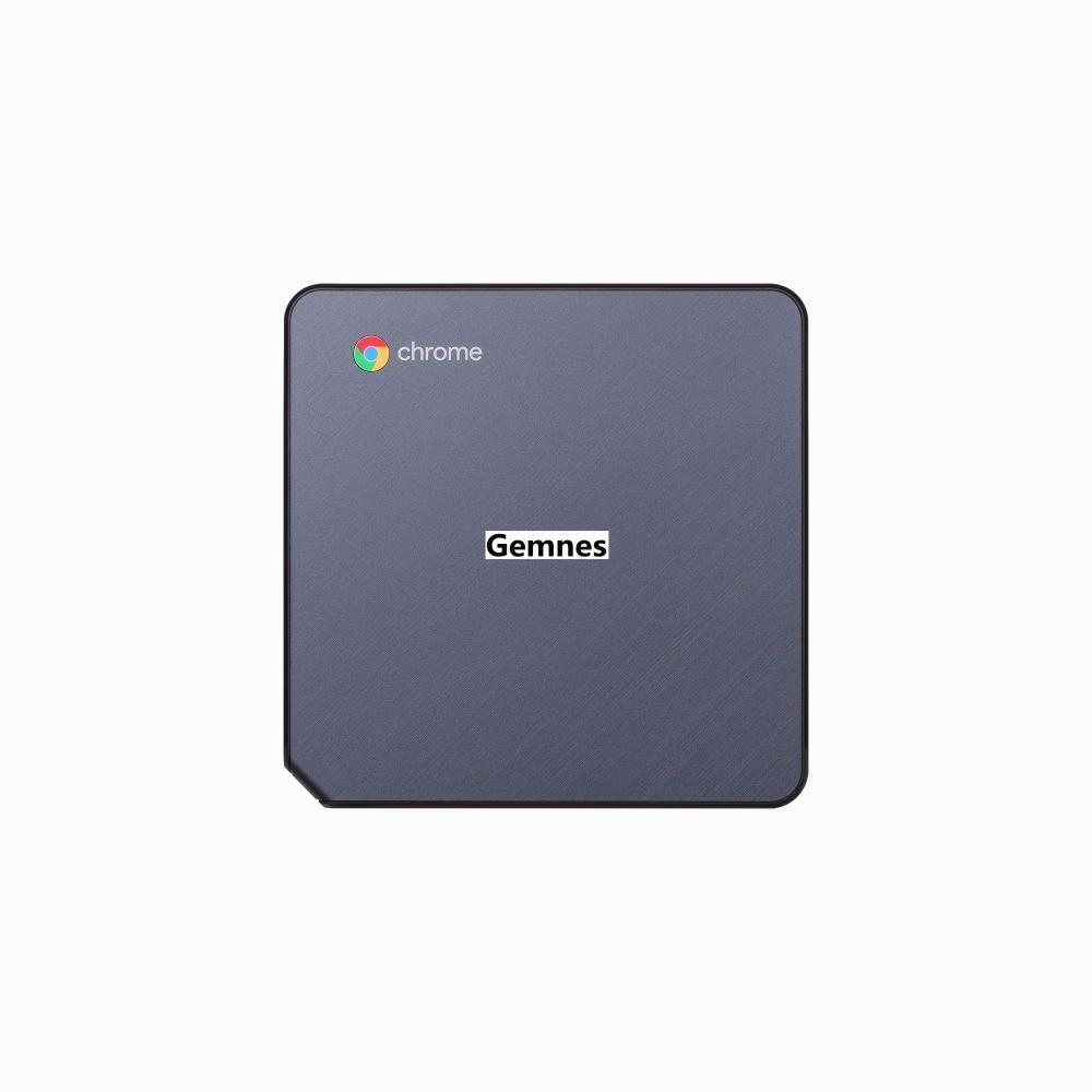 Image 4 - New Original Chromebox Mini PC Windows 10 Compatible 8th Gen Intel KBL U Processor 3865U Dual 4k USB Type C PD 4G DDR4 32G mSATA-in Mini PC from Computer & Office