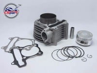 Performance GY6 125CC 150CC 62mm Cylinder Piston Ring Big bore Kit 175CC Baotian Taotao Kazuma Keeway Scooter ATV Buggy