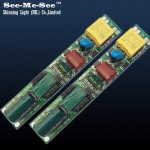 Image 3 - 10 قطعة/الوحدة 2ft 600 مللي متر 4ft 1200 مللي متر 20W 32W 288 قطعة led رقائق/PCS AC85 265V صف مزدوج رقاقة T8 led أنبوب