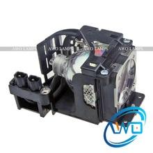 AWO POA-LMP106 Lámpara Del Proyector Del Reemplazo con Jaula para SANYO PLC-WXE45/WXE46/WXL46/XE45/XL45/XU74/XU84/XU87/EIKI LC-XB24/XB29N