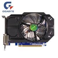 GIGABYTE GTX 750 1GB Graphics Card GV N750OC 1GI 128Bit GDDR5 Video Cards For NVIDIA Geforce