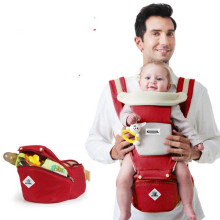 Six-seat cushion baby carrier multi-function waist stool strap breathable prevent O-leg portable drop shipping