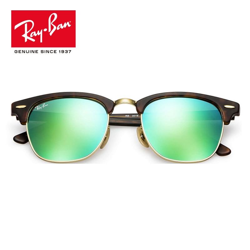 Rayban Retro 2018 Original Brand Designer classic Sunglasses UV Protection Men Women prescription Sun Glasses RB3016-W0365 2016 new fashion sunglasses women brand designer sun glasses vintage eyewear