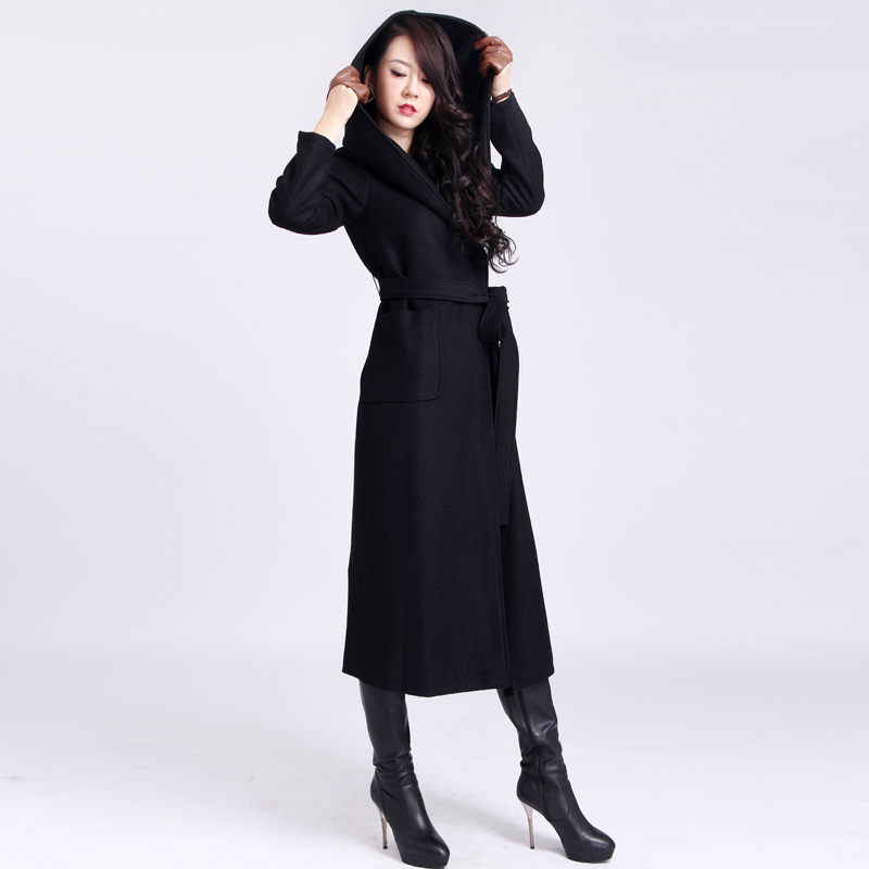 Popular Women's Hooded Trench Coat-Buy Cheap Women's ...