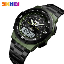 Men Watch Fashion Sport Quartz Clock Mens Watches SKMEI Top