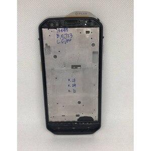 Image 2 - جديد للهاتف كاتربيلر Cat S60 B غطاء أمامي سطح يستبدل العلب إطار 4.7 بوصة مقاوم للماء مقاوم للصدمات خارجي ممتص للصدمات