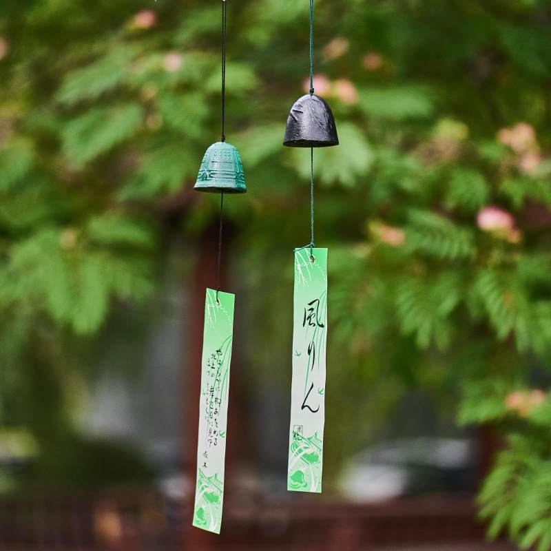handmade chimes accessory aquarium wedding chimes wooden wind Chapel Bells Wall Hanging Home Deco
