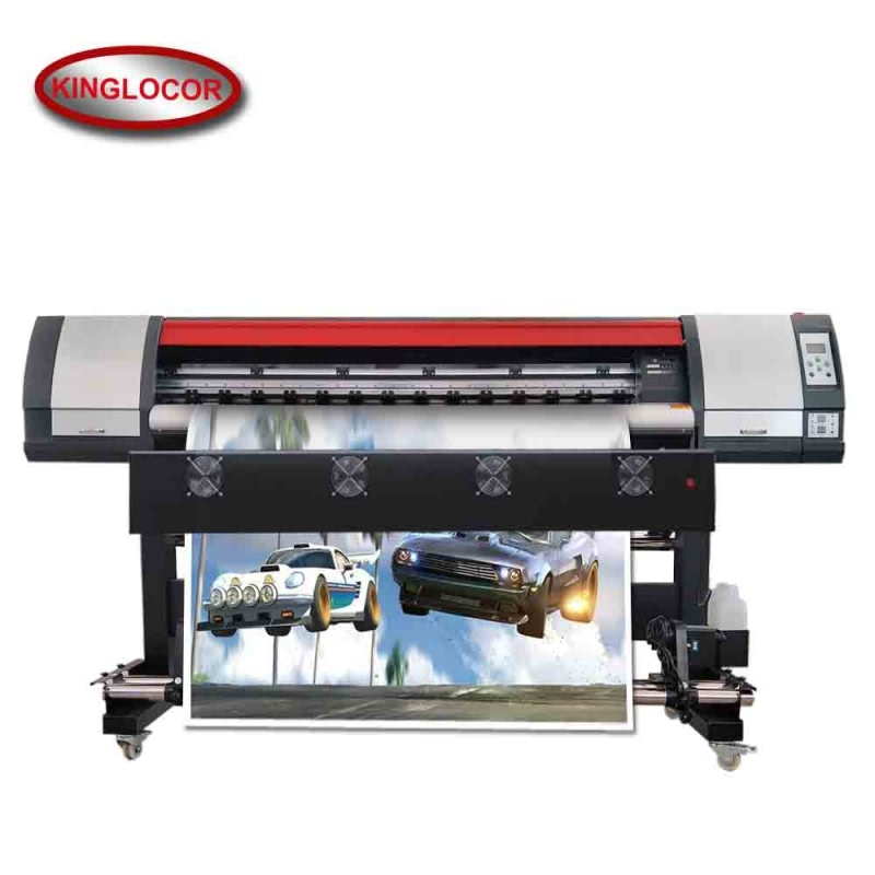 Us 38000 6 Feet Water Based Indoor Wallpaper Printer Color Photo Digital T Shirt Sublimation Printer Machine With Maintop Software In Printers