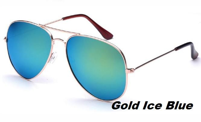 Gold Ice Blue