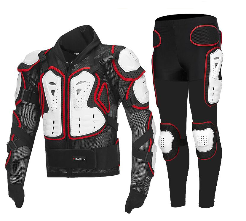 2019 Motorcycle Off Road Armor clothing riding racing anti wrestling Anti fall Clothing protective vest Armor-in Armor from Automobiles & Motorcycles    1