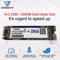 Original Vaseky 256GB Solid State Drive With 500MB S High Speed NGFF M 2 Interface 2280