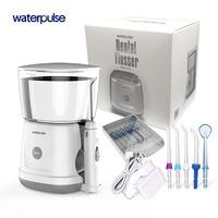 Waterpulse V700/Plus Power 1000ml Dental Water Flosser Electric Irrigator Oral Care Teeth Cleaner Oral Irrigator Floss Water Jet