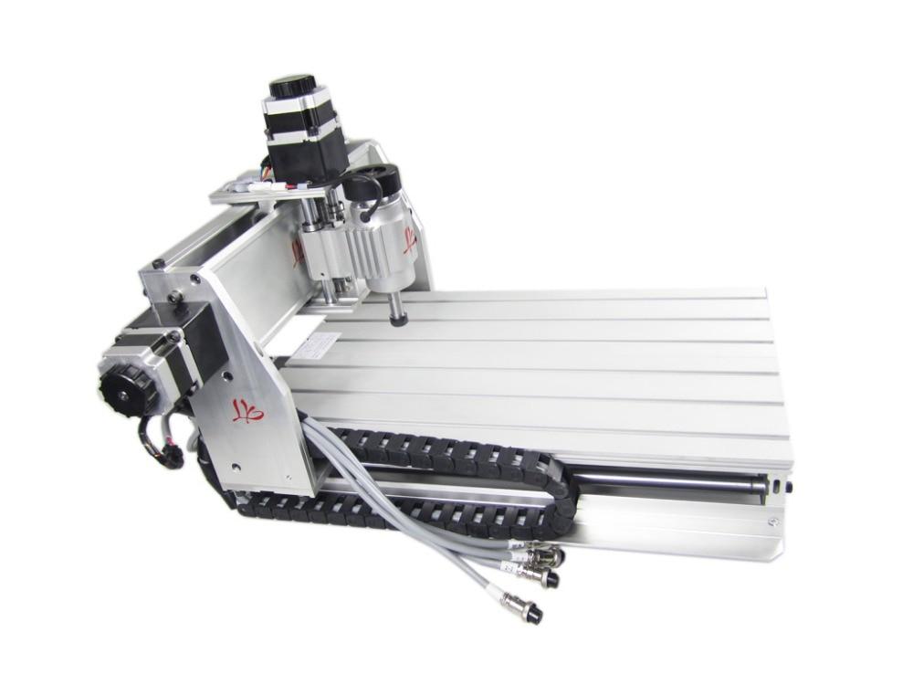 3040T-DJ CNC machine de gravure pour les amateurs de modèles magasin d'affaires CNC sculpture sur bois machine - 3