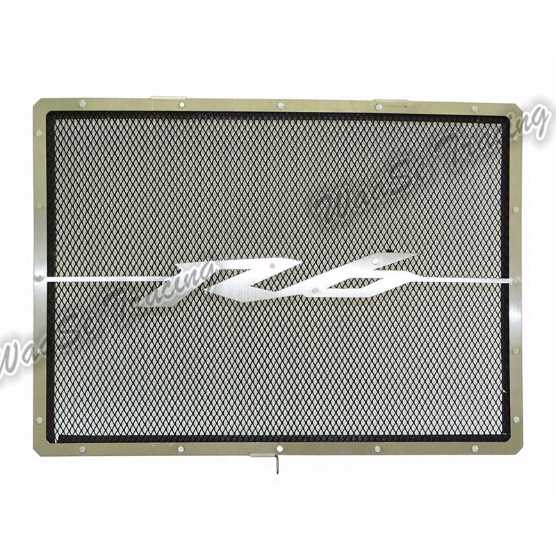 Cubierta protectora del radiador de la motocicleta protector de la ...