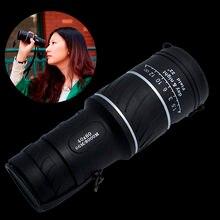 40X60 militaire Spyglass Vision nocturne chasse optique portée HD monoculaire télescope puissant monoculaire longue portée 1000m télescope