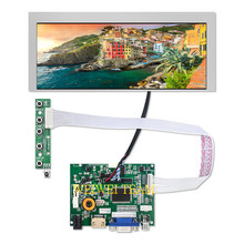7.8 Inch TFT LCD IPS Scherm Ultra Brede Uitgerekt Bar Panel Hoge Helderheid 800*300 HDMI VGA LVDS AV Controller Board