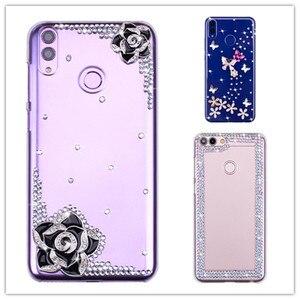 Чехол для телефона со стразами, для Xiaomi Mi Note 2 3 MI 9 8 SE Max Mix Max 2 3 Mix 2 Redmi S2 5A 5 Pro Mi 6x A2