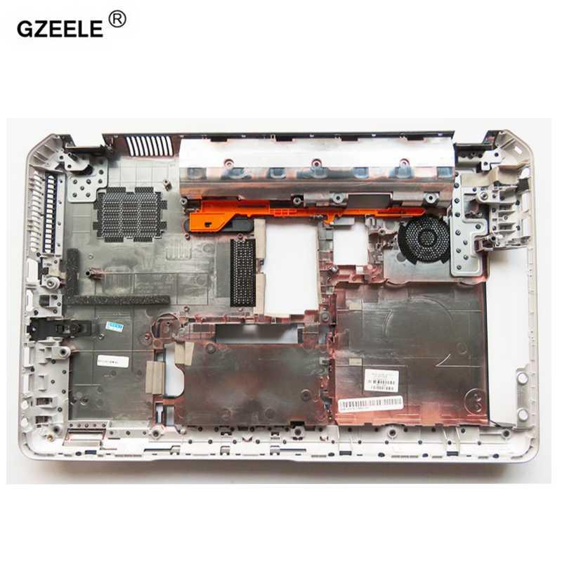 GZEELE ใหม่ด้านล่างแล็ปท็อปสำหรับ HP Pavilion ENVY DV6-7000 DV6-7100 DV6-7200 DV6-7300 682051-001 707924-001 เปลี่ยนเปลือก
