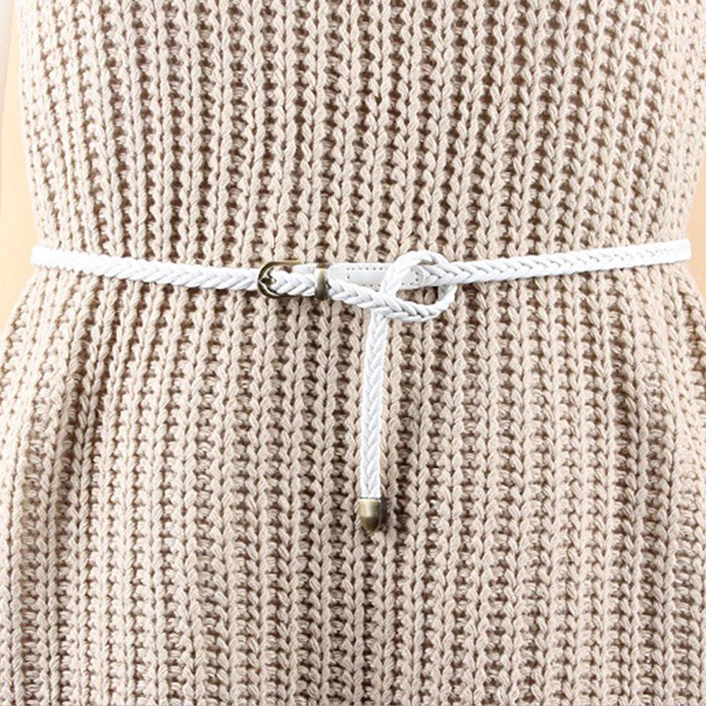 DSstyles Retro Waist Rope Women Fashion Simple Adjustable Soft Leather   Belts   Casual Needle Buckle Waistbelt Women   Belt